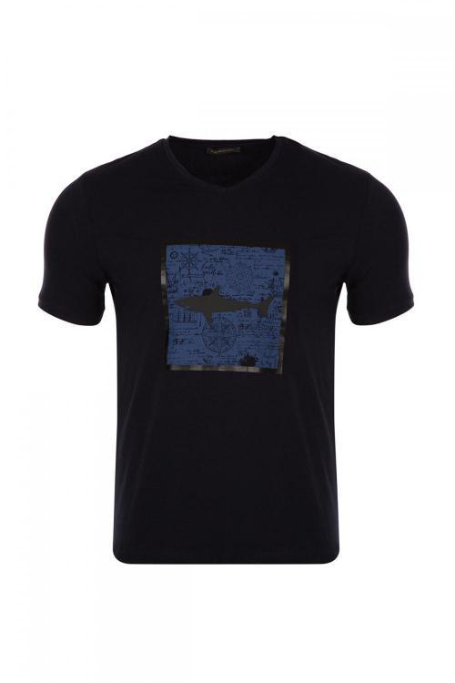 Crew Neck T-Shirt - MSL-2098