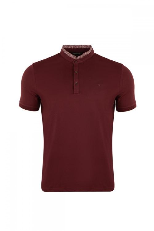 Plus Size Regular Fit Crew Neck T-Shirt