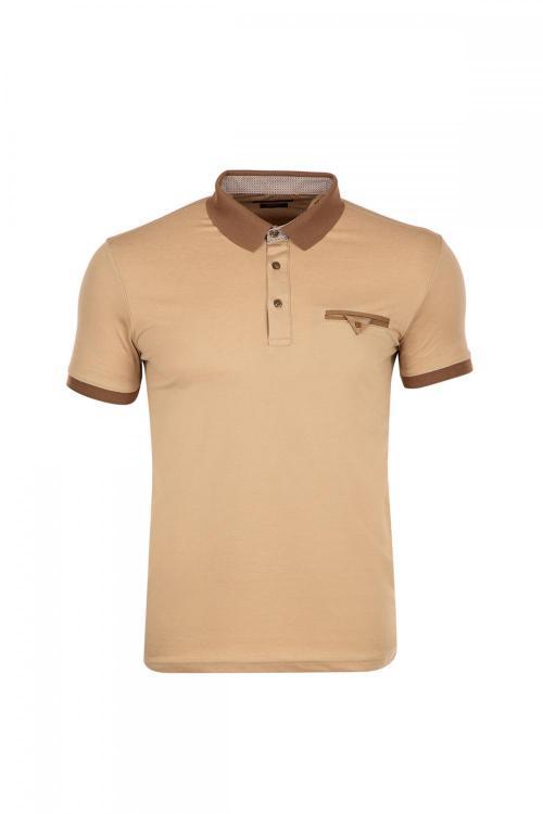 Polo Yaka Cepli T-Shirt