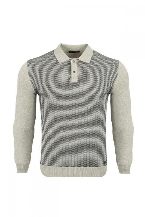 Polo Collar Knitwear